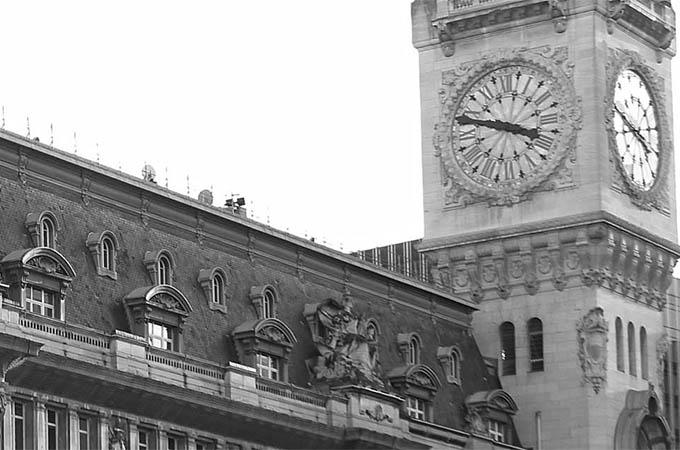 Gare de Lyon Orléans