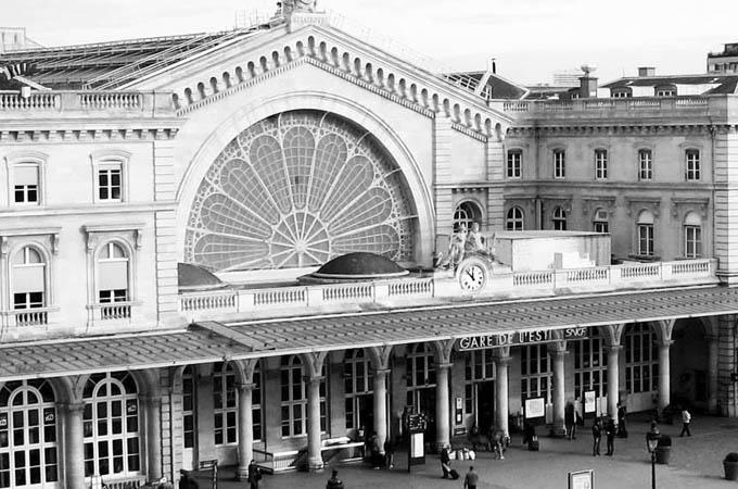 Gare de l'Est Pickmecab